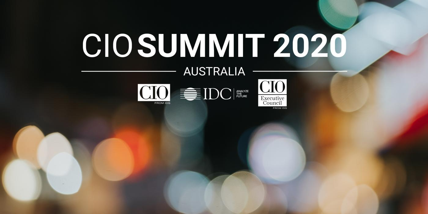 CIO Summit 2020
