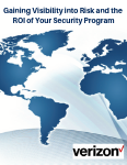 Gaining Visibility into Risk and the ROI of Your Security Program